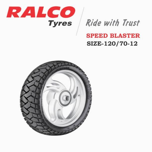 RALCO TYRES RL-1034 SPEED BLASTER 120/70-12 Rear Tyre