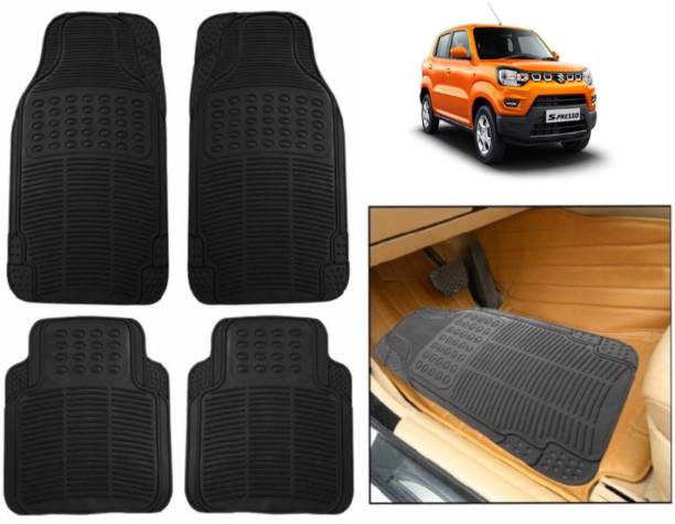 CARMART Rubber Standard Mat For  Maruti Suzuki S-Presso