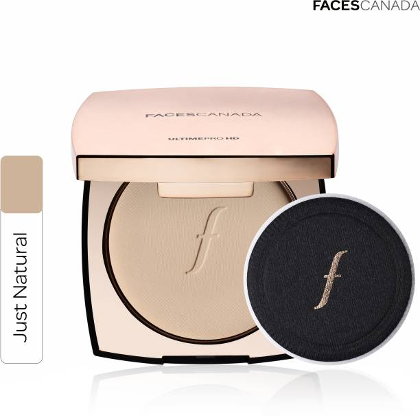 FACES CANADA HD Matte Brilliance Compact Powder with Silky Smooth Finish Compact