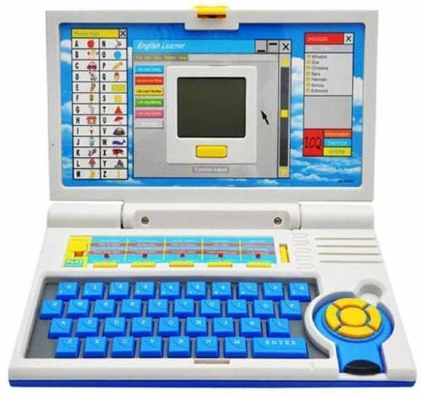 STUNNER High Quality English Learner Laptop for Kids Educational Notebook Computer for Kids