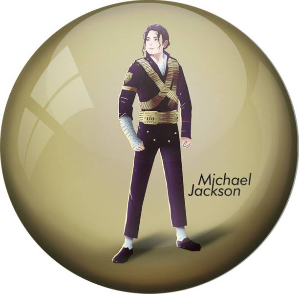 AVI Michael Jackson Fridge Magnet Pack of 1