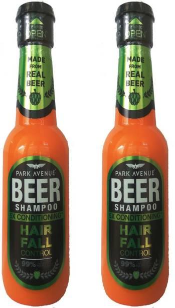 PARK AVENUE SHAMPOO HAIR FALL CONTROL ( 180ML X 2 )