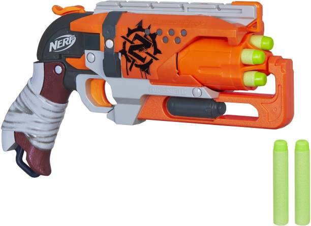 Nerf Zombie Strike Hammershot Guns & Darts