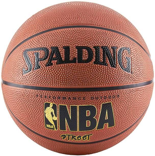 "SPALDING Nba Street Basketball - Official Size 7 (29.5"") Basketball - Size: 7"