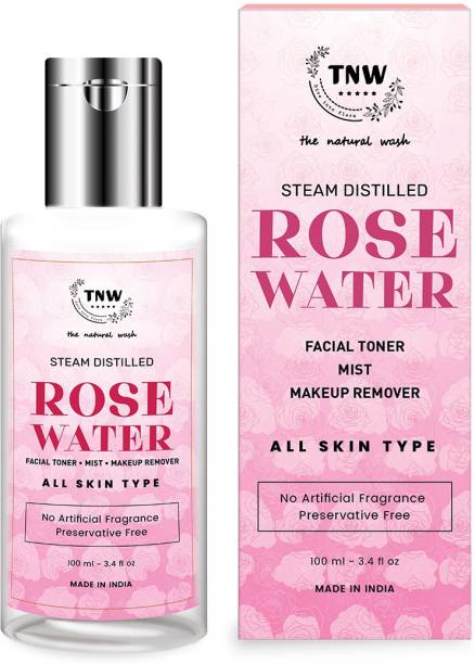 TNW - The Natural Wash ROSE WATER Men & Women
