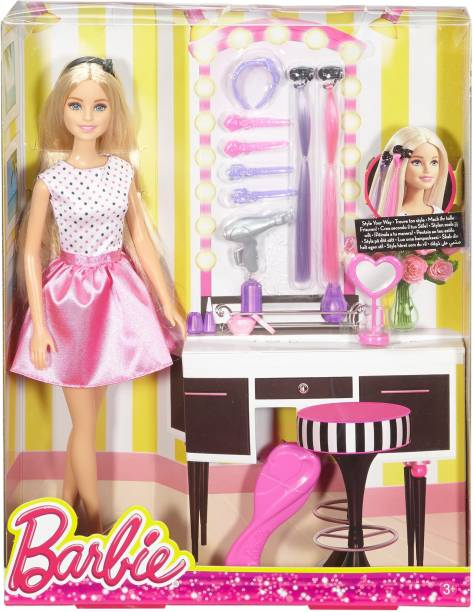 BARBIE Deluxe Hair