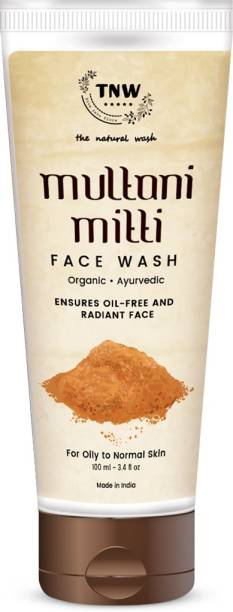 TNW - The Natural Wash MULTANI MITTI FACE WASH Face Wash