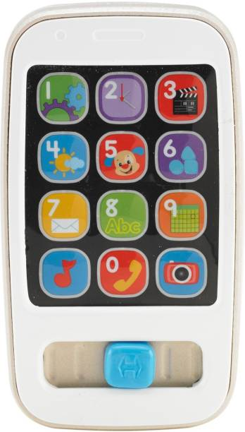 FISHER-PRICE Smart Phone-Gold