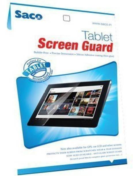 Saco Screen Guard for iBall Slide WQ149r 10.1-inch Two-in-One Tablet