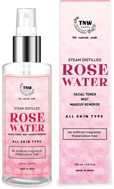 TNW - The Natural Wash ROSE WATER Men & Women