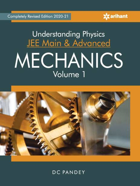 Understanding Physics for Jee Main and Advanced Mechanics Part 1 2021