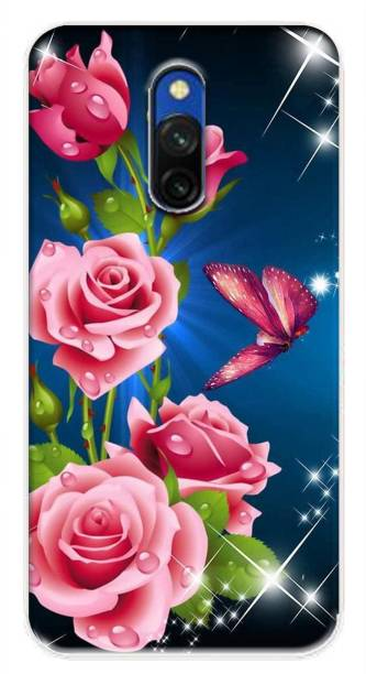 BAILAN Back Cover for Mi Redmi 8A Dual