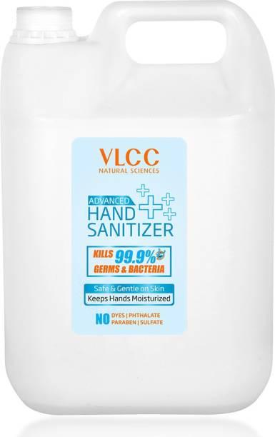 VLCC Liquid  5Ltr Can Hand Sanitizer Can
