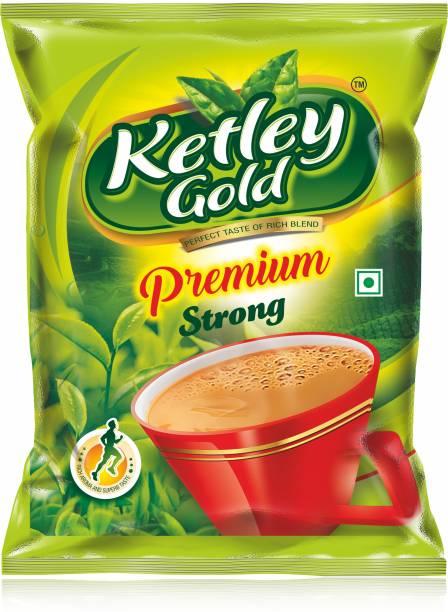 Ketley Gold Premium Strong Assam Tea Pouch