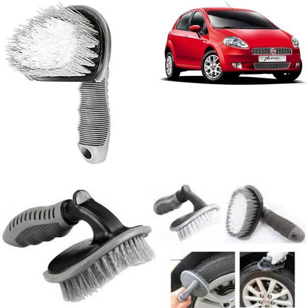 aksmit car tyre brush for Punto_fl 88007 350 g Wheel Tire Cleaner
