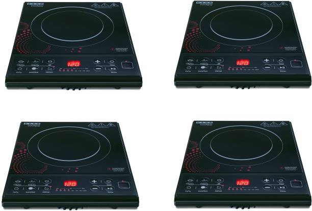 USHA 3616 Pack of 4 Induction Cooktop