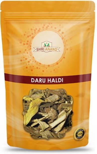 SHRI ANAND Daru Haldi - Indian Berberry turmeric