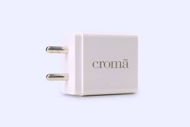 Croma 2 Port USB Adapter 3.1A CA2269, 2U11 Worldwide Adaptor