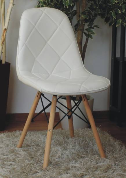 Finch Fox Leatherette Living Room Chair