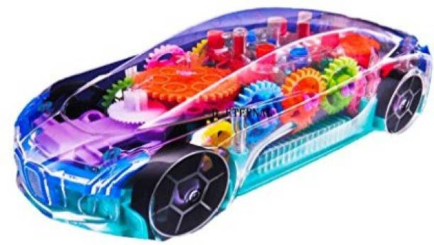 Palash Toys This Car is built with high speed wheels and beautiful flashing LED light