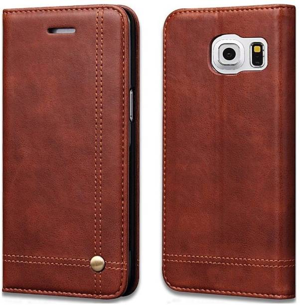 HeavyDuty Wallet Case Cover for Samsung Galaxy S7 Edge