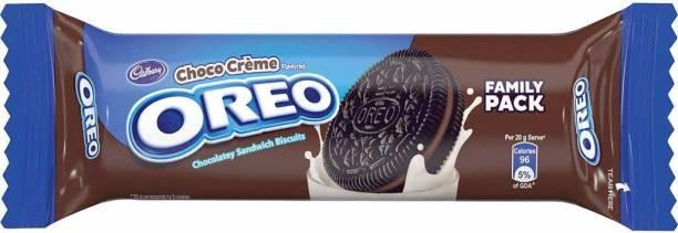 OREO Choco Creme Biscotti