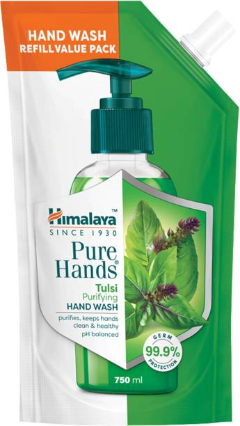 HIMALAYA Pure Hands Tulsi Purifying Hand Wash Pouch