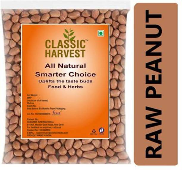 Classic Harvest  Red Raw Peanut (Whole)