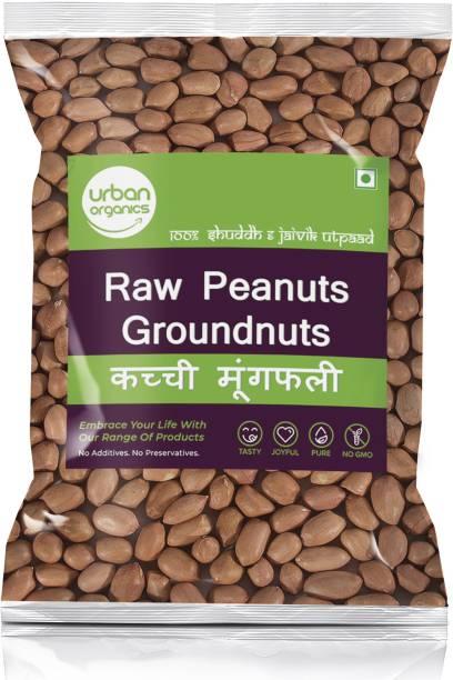 Urban Organics Raw Peanut (Whole)