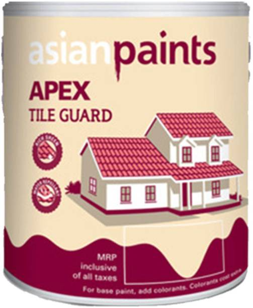 ASIANPAINTS apex-102 White Distemper Wall Paint