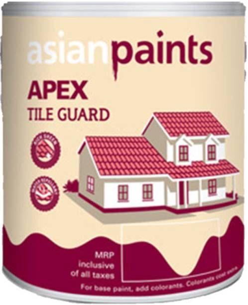 ASIANPAINTS apex-101 White Distemper Wall Paint