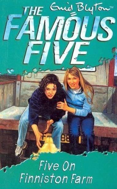 Famous Five: 18: Five On Finniston Farm