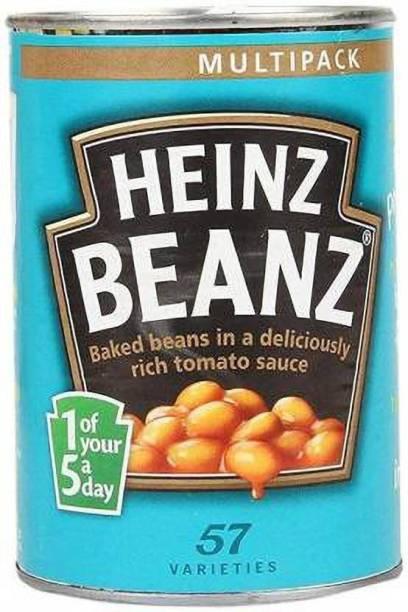 Heinz Baked Beans, 415g (Pack of 4) Beans