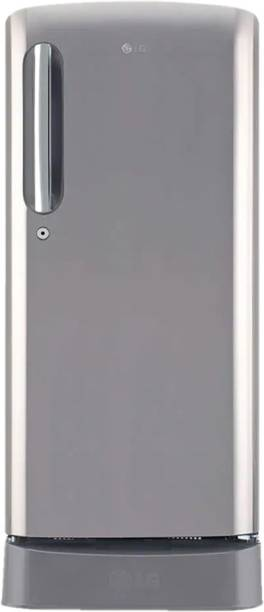 LG 190 L Direct Cool Single Door 5 Star Refrigerator with Base Drawer