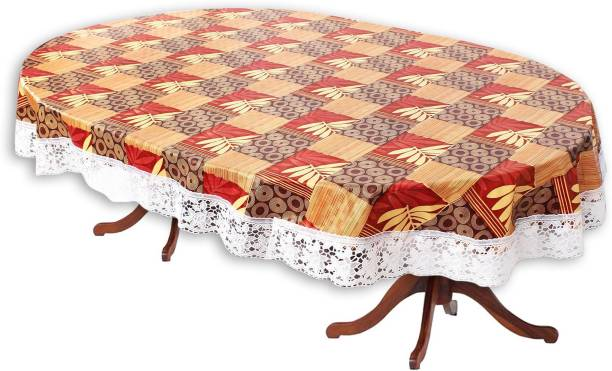 The Furnishing Tree Printed 6 Seater Table Cover