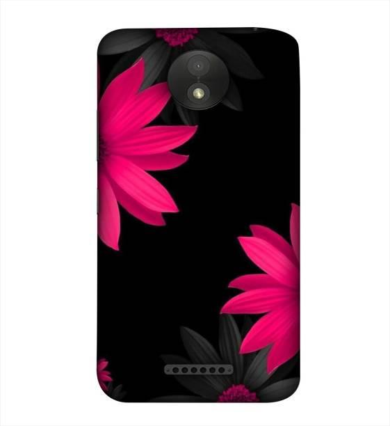 Lifedesign Back Cover for Motorola Moto C Plus