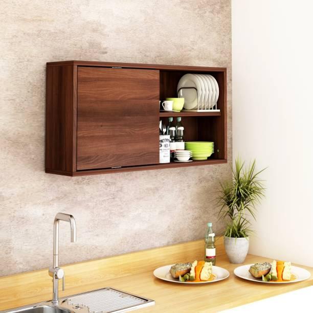 Crystal Furnitech Engineered Wood Kitchen Cabinet
