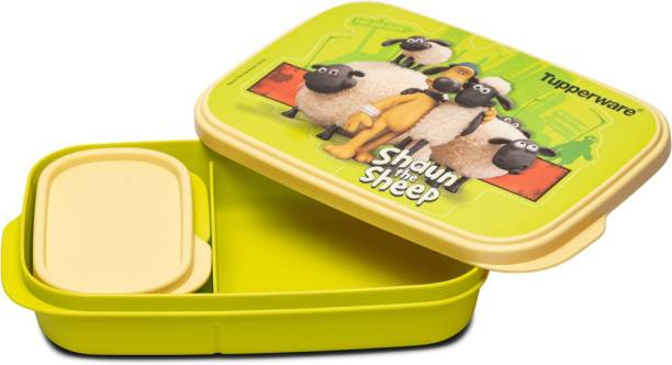 Tupperware SHAWN THE SHEEP 2 Containers Lunch Box