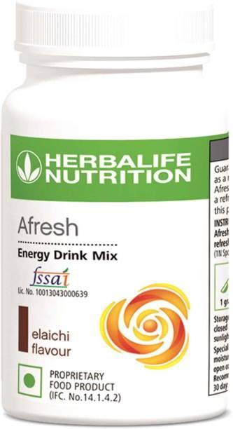 HERBALIFE Nutrition Elaichi Mix Afresh Energy Drink