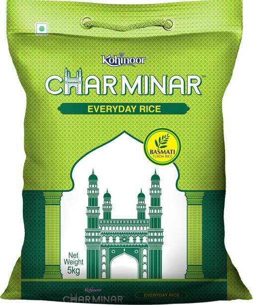 KOHINOOR Charminar Everyday Basmati Rice (Medium Grain)