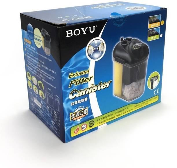 BOYU Canister Aquarium Filter