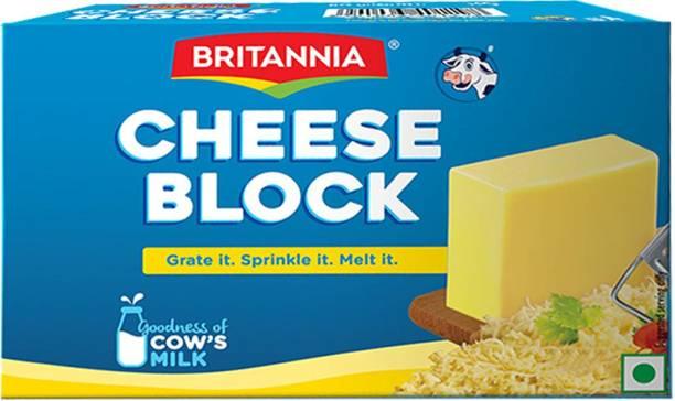 BRITANNIA Processed Cheddar Cheese Block