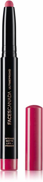 FACES CANADA Ultime Pro HD Intense Matte Lips + Primer 05 Dash of Pink 1.4g