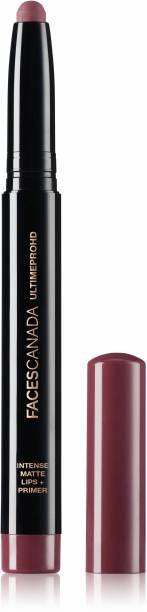 FACES CANADA Ultime Pro HD Intense Matte Lips + Primer 13 Scandalous 1.4g