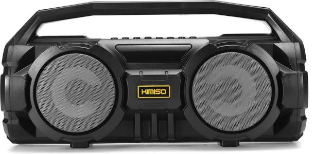 fiado kimiso LED light ultra portable 3d stereo wireless 20 W Bluetooth Speaker