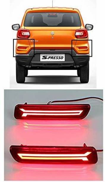 IMMUTABLE Rear Bumper LED Brake Light (Matrix/Running Light) S-PRESSO T22 Car Reflector Light