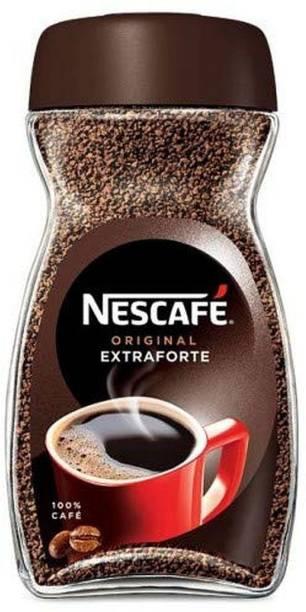 Nescafe Original Extraforte (Extra Strong) Coffee Instant Coffee