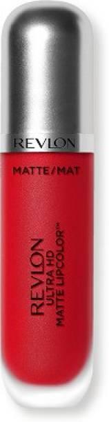 Revlon ULTRA HD MATTE LIPSTICK-ROMANCE