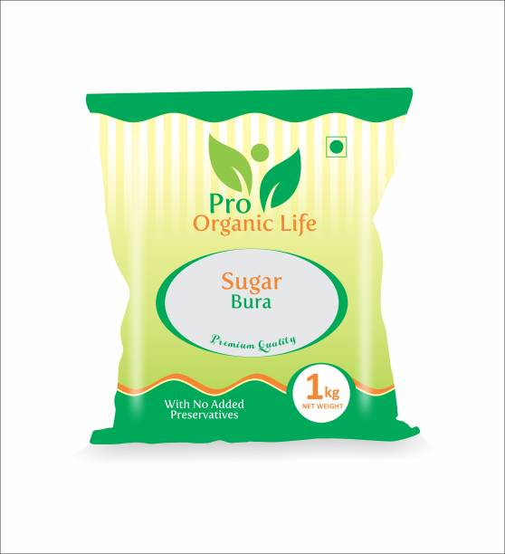 PRO ORGANIC LIFE SUGAR BURA 1 KG Sugar