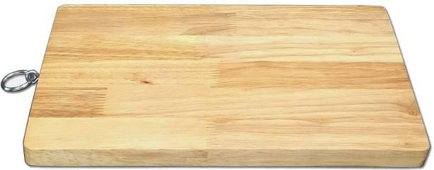 Flipkart SmartBuy Kitchenware Fruit Vegetable Chopping Board Wooden Cutting Board